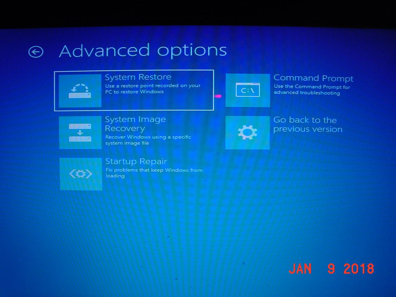 Win 10 Home update is stuck in loop | Windows Forum