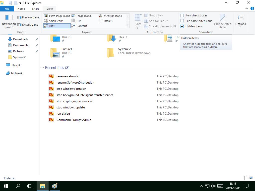 file explorer show hidden items.png