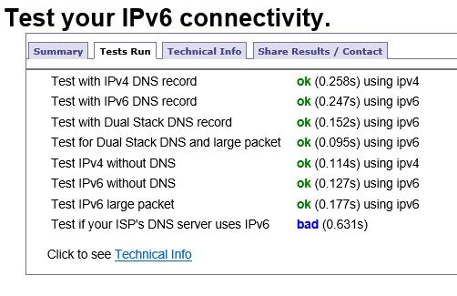Turn off IPv6? | Windows Forum