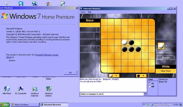 「Windows XP internet reversi」の画像検索結果