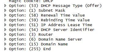 windows 2012 r2 server dhcp doesnt send option 224 | Windows