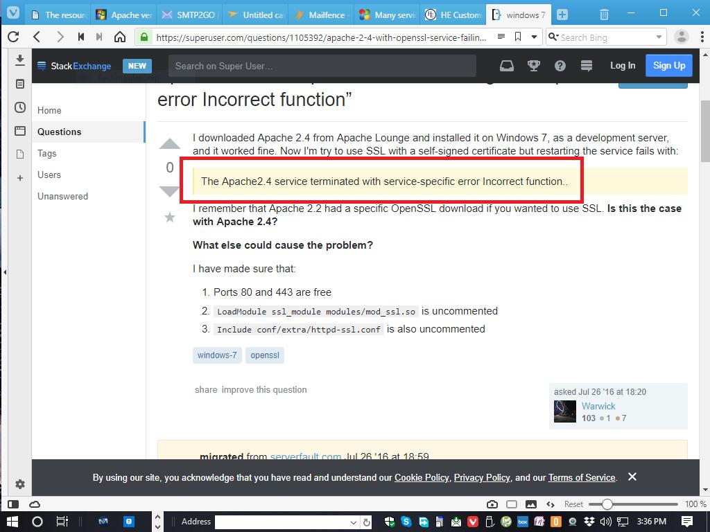 Apache http server file upload
