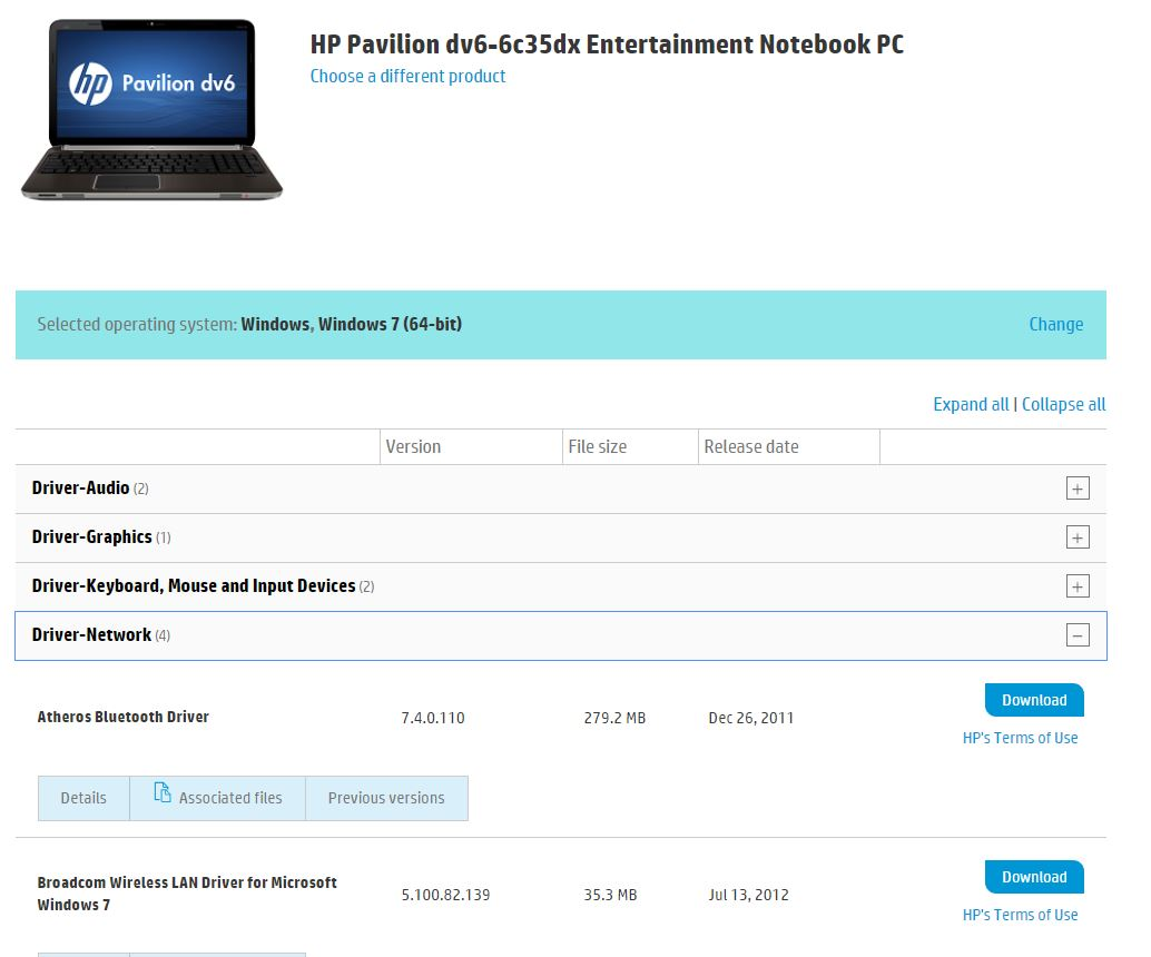 WiFi Driver no longer provided by HP | Windows Forum