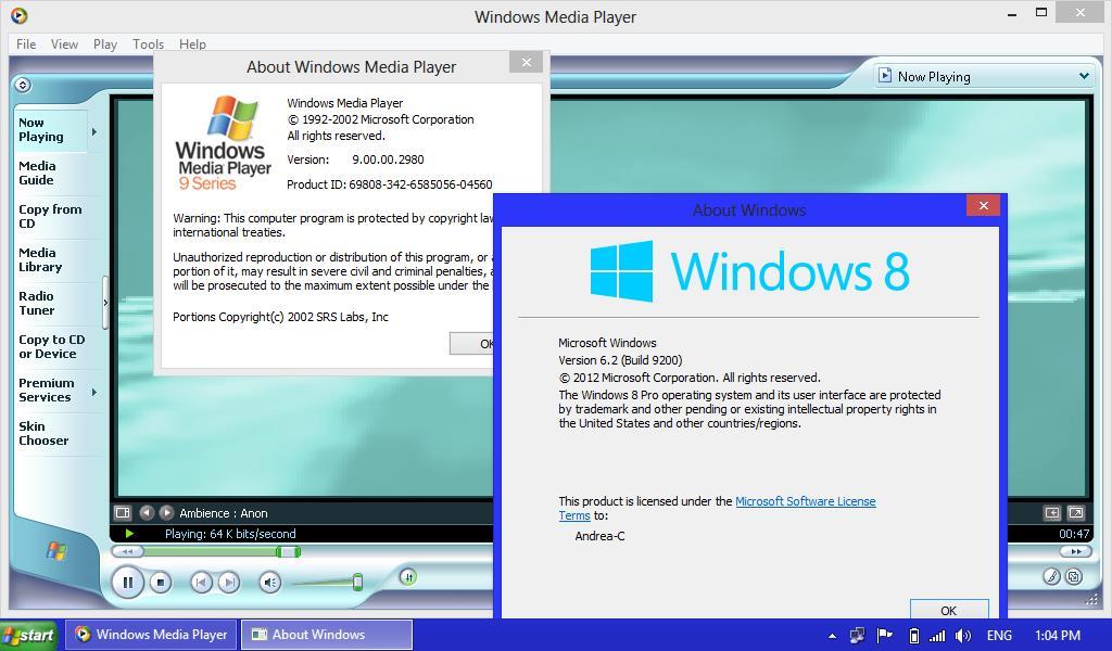 WMP9 on Windows 8 Pro..JPG