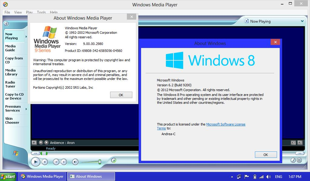 windows 7 ultimate 64bit Media player - Microsoft …