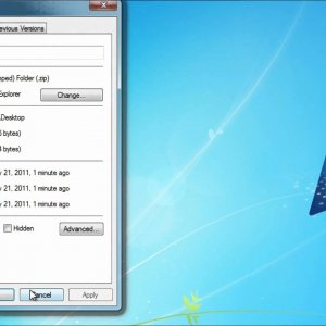 Use Compressed Archives in Windows 7 (ZIP, RAR, etc.)