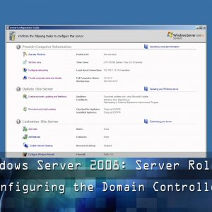 How to Install Windows Server 2008 R2
