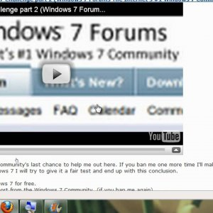 usacomputertec's Windows 7 Challenge: Intellectual Dishonesty (JULinux - Justin Breithaupt)