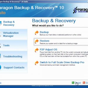 How to Perform a Bare-Metal Backup and Recovery (Part 2 of 2)