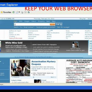 Uninstall Internet Explorer 6 (IE6) for Security Reasons