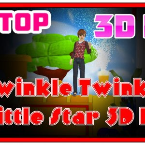 Twinkle Twinkle Little Star Youtube Kids Videos  NurseryKids