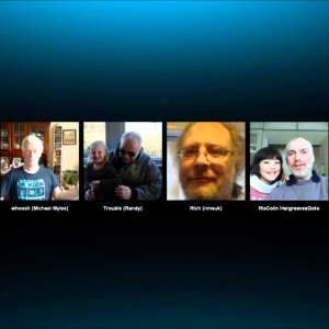 Windows 8 Forums & Windows 7 Forums Skype Meeting - 7/7/12